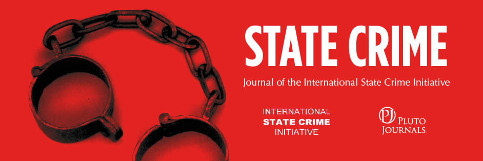 state crime journal pluto journals